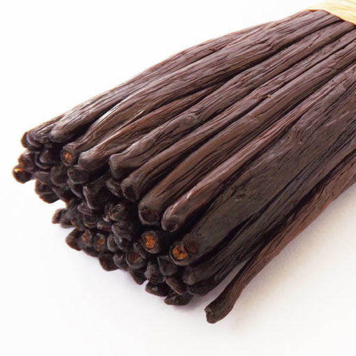 Black gourmet Vanilla Beans Grade A (Bourbon/Madagascar)
