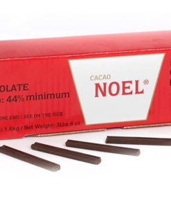 "Chocolate Batons ""Noel"" 44%"
