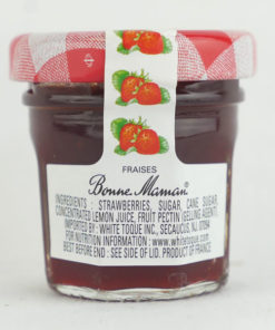 "Strawberry Preserves ""Bonne Maman"""