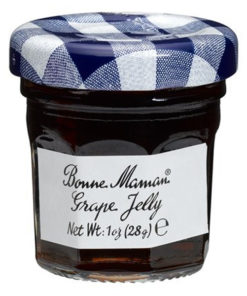 "Grape Jelly ""Bonne Maman"""
