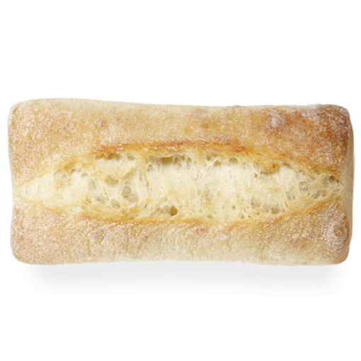"BOULART Ciabatta Sandwich Bun/Allegro 8"" 150g"
