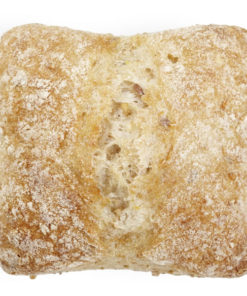 BOULART Ciabatta Whole Grain Dinner Roll 45g - Pack of 10