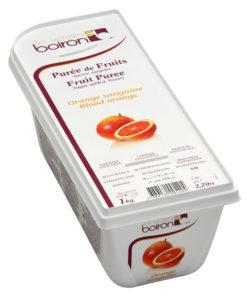 Puree Blood Orange 1kg (no sugar added)