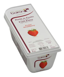 Puree Strawberry 1kg