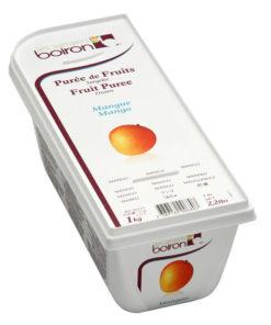 Puree Mango 1kg (no sugar added)