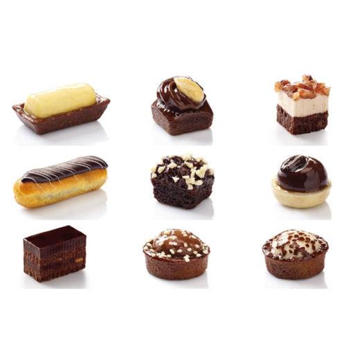 Petits Fours Black & White Chocolate