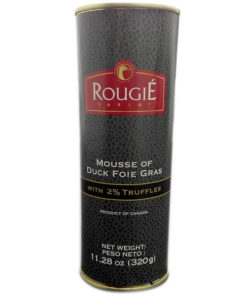 ROUGIE Mousse of Duck Foie Gras Trufes 320g
