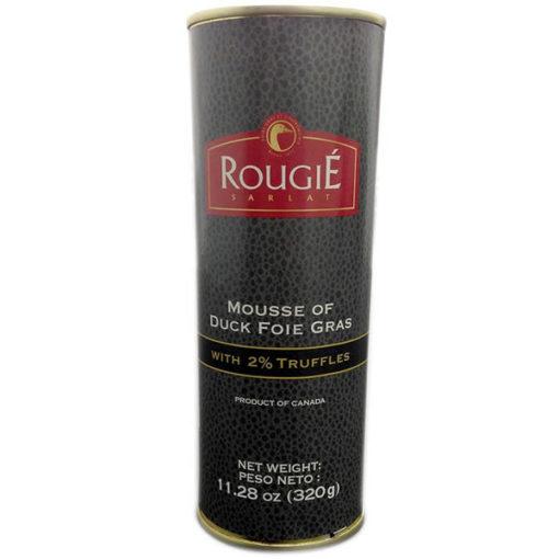 ROUGIE Mousse of Duck Foie Gras Trufes 320g