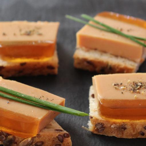 ROUGIE Parfait of Duck Foie Gras 1kg