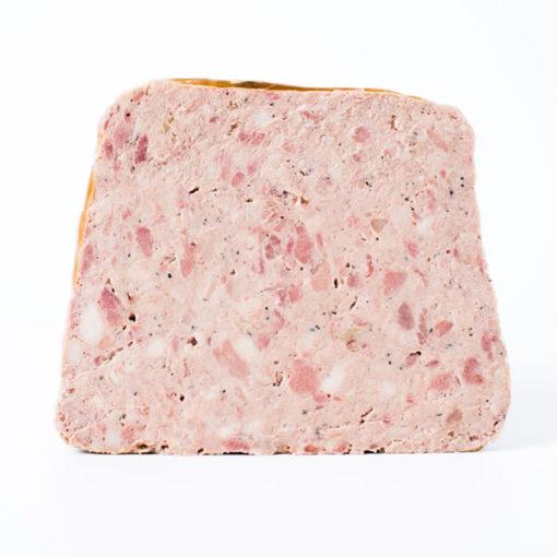 LAUBRY Pâté Campagne W/ Cognac (Pork) +/-1.6kg