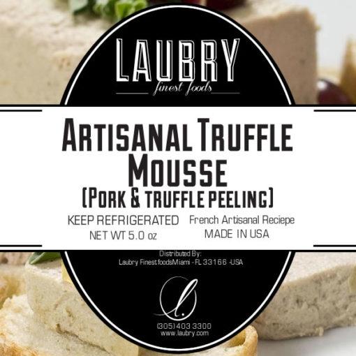 LAUBRY Small Truffle Mousse (Pork free) +/- 200gr