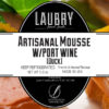 LAUBRY Small Duck Mousse W/Port wine (Pork free) +/- 200gr