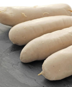 Boudin Blanc (bag of 4 pcs +/-450g)