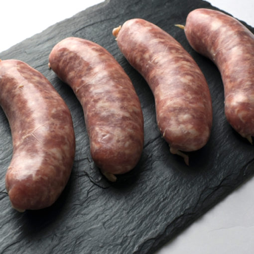 LAUBRY Saucisse de Toulouse(bag of 4 pcs +/-1lb)