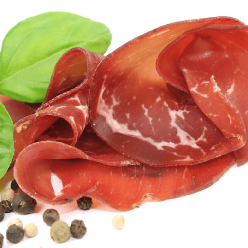 """Beef Prosciutto """"Bresaola"""""""