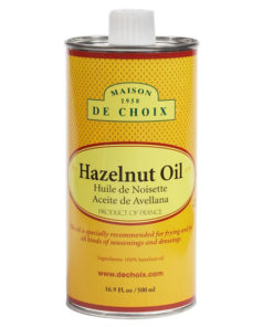 Hazelnut Olive Oil - 500ml