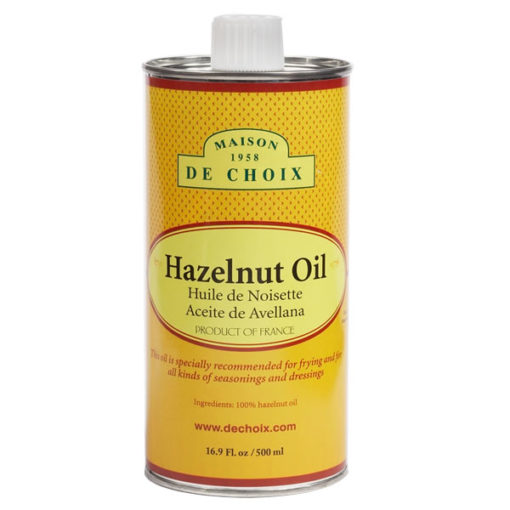 Hazelnut Olive Oil - 500ml