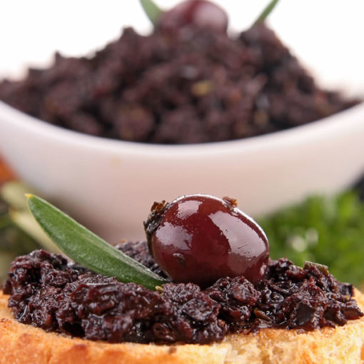 Tapenade (Black Olive Spread) 3kg