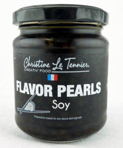 Flavor Pearls Soy Sauce - Jar