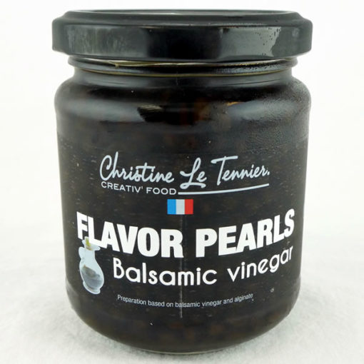 Flavor Pearls Balsamic Vinegar - Jar