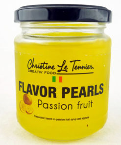Flavor Pearls Passion Fruit - Jar