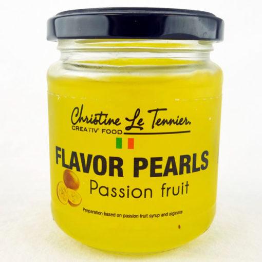 Flavor Pearls Passion Fruit - Jar