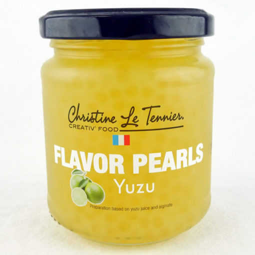 Flavor Pearls Uzzu - Jar