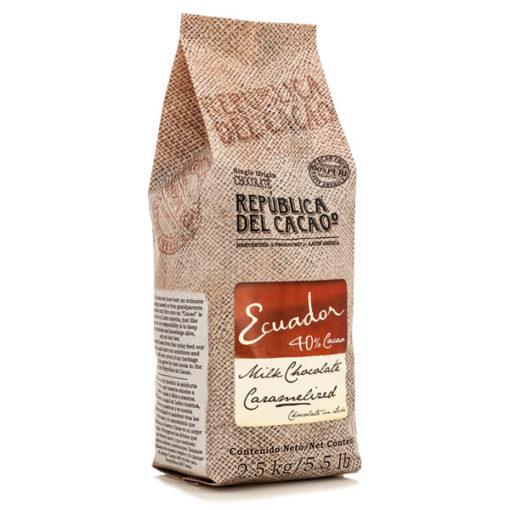 Ecuador Caramelized Milk 40%