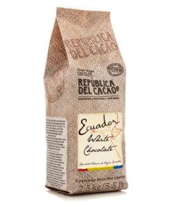 Ecuador White Chocolate 31%