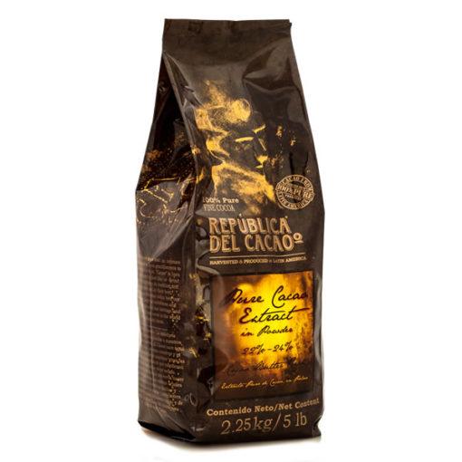 100% Pure Cacao Powder