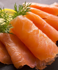 Sliced Smoked Salmon Royal Scottish - 2.85 lbs
