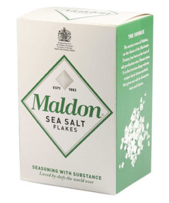 Maldon Sea Salt 240g