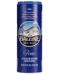 "Sea Salt ""La Baleine"" Fine (Blue) 750g"