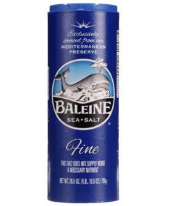 "Sea Salt ""La Baleine"" Fine (Blue) 750g"