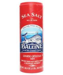 "Sea Salt ""La Baleine"" Coarse (Red) 750g"