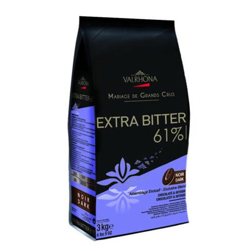 Extra Bitter Feves 61%