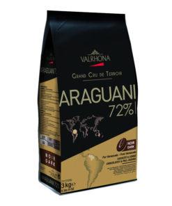 Araguani Feves 72%