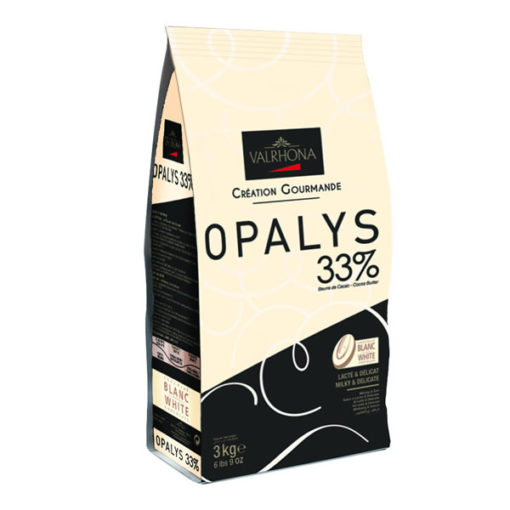 Opalys White Feves - 33%