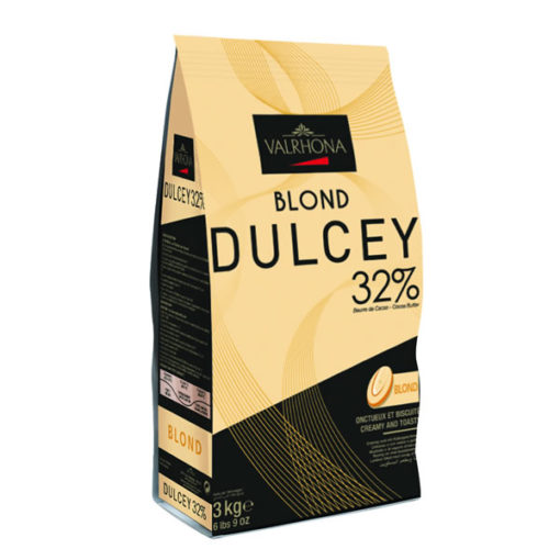 Dulcey blond feves 32%