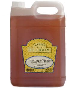 French Champagne Vinegar / 5L