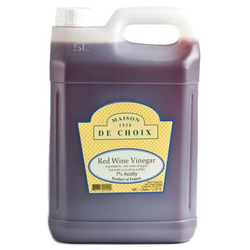 Red WIne Vinegar / 5L